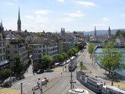 Schweiz,     Zürich Stadt & Kanton,     Central Plaza in Zürich  ab Saarbrücken SCN