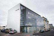 Hotel   Island,   Storm in Reykjavik  in Island und Nord-Atlantik in Eigenanreise