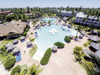 Das HotelVIK hotel Arena Blanca in Punta Cana