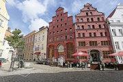 Hotel Deutschland,   Schleswig-Holstein,   Romantik Hotel Schee in Stralsund  in Deutschland Nord in Eigenanreise