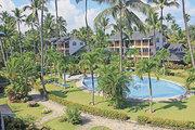 Das Hotel Playa Colibri in Las Terrenas
