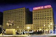 Billige Flüge nach Chicago & Congress Plaza in Chicago