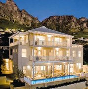 Billige Flüge nach Kapstadt (Südafrika) & Sea Five Boutique Hotel in Camps Bay