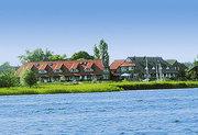 Hotel Deutschland,   Mecklenburg Vorpommern & Seenplatte,   Flair Seehotel Zielow in Zielow  in Deutschland Nord in Eigenanreise