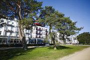 Hotel Deutschland,   Usedom (Ostsee),   Strandhotel Heringsdorf in Ostseebad Heringsdorf  in Deutschland Nord in Eigenanreise