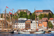 Hotel Deutschland,   Schleswig-Holstein,   Hotel Hafen Flensburg in Flensburg  in Deutschland Nord in Eigenanreise