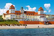 Hotel Deutschland,   Rügen (Ostsee),   Travel Charme Kurhaus Binz in Binz  in Deutschland Nord in Eigenanreise