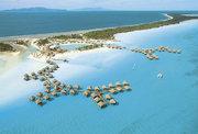 Hotel Französisch-Polynesien,   Bora Bora,   Le Meridien Bora Bora in Bora Bora  in der Südsee Pazifik in Eigenanreise
