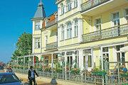 Hotel Deutschland,   Usedom (Ostsee),   Kaiser Spa Hotel zur Post in Ostseebad Bansin  in Deutschland Nord in Eigenanreise