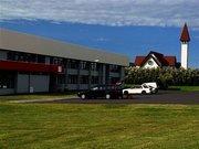 Hotel Island,   Island,   Fosshotel Reykholt in Reykholt  in Island und Nord-Atlantik in Eigenanreise