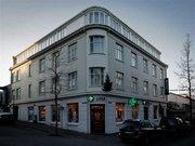 Hotel Island,   Island,   Centerhotel Skjaldbreid in Reykjavik  in Island und Nord-Atlantik in Eigenanreise