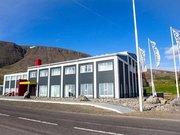 Hotel Island,   Island,   Fosshotel Westfjords in Patreksfjörður  in Island und Nord-Atlantik in Eigenanreise