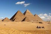 Billige Flüge nach Kairo & Cairo Pyramids Hotel in Gizeh