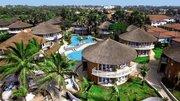 Hotel Gambia,   Gambia,   Balafon Beach Resort in Kololi Beach  in Afrika West in Eigenanreise