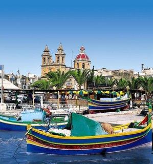 Hotel Malta,   Malta - Rund & Erlebnisreisen,   Inselkombi Gozo - Malta ( Sterne) in MALTA-GOZO  auf Malta Gozo und Comino in Eigenanreise
