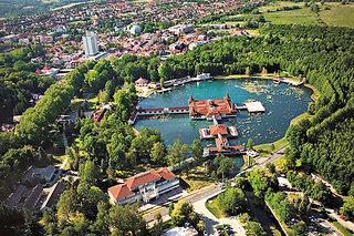 Ungarn,     Ungarn - Balaton (Plattensee),     Danubius Health Spa Resort Aqua in Heviz  ab Saarbrücken SCN