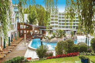 Ungarn,     Ungarn - Balaton (Plattensee),     Naturmed Hotel Carbona in Heviz  ab Saarbrücken SCN