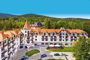 Billige Flüge nach Breslau (PL) & Hotel Medi-Spa Buczynski in Swieradów-Zdrój
