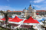 Das Hotel Luxury Bahia Principe Fantasia im Urlaubsort Punta Cana
