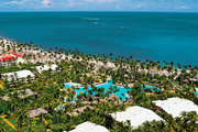 Pauschalreise          Meliá Caribe Tropical All Inclusive Beach & Golf Resort in Punta Cana  ab Stuttgart STR