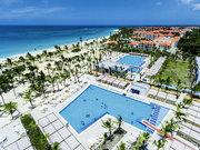 Riu Republica (4+*) in Punta Cana an der Ostküste in der Dominikanische Republik