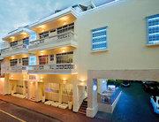 Das Hotel Hodelpa Caribe Colonial in Santo Domingo