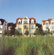 Hotel Deutschland,   Usedom (Ostsee),   Möwe in Ostseebad Bansin  in Deutschland Nord in Eigenanreise