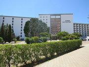 Hotel   Algarve,   Alfamar Beach and Sport Resort in Praia da Falesia  in Portugal in Eigenanreise