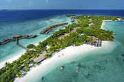 Malediven Urlaub - Furan nafushi - Sheraton Maldives Full Moon Resort & Spa