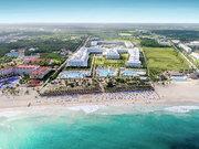 Das Hotel Hotel Riu Republica im Urlaubsort Punta Cana