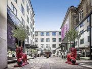 Billige Flüge nach Kopenhagen (Kastrup) & First Hotel Twentyseven in Kopenhagen