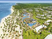 Das HotelSirenis Tropical Suites in Uvero Alto