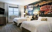 Hotel USA,   Illinois,   Hotel Versey in Chicago  in USA Zentralstaaten in Eigenanreise