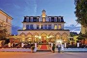 Hotel Deutschland,   Usedom (Ostsee),   Seetelhotel Strandhotel Atlantic & Villa Meeresstrand in Ostseebad Bansin  in Deutschland Nord in Eigenanreise