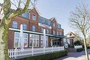 Hotel Deutschland,   Nordsee Inseln,   Galerie-Hotel in Insel Langeoog  in Deutschland Nord in Eigenanreise