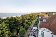 Hotel Deutschland,   Usedom (Ostsee),   Tryp by Wyndham Ahlbeck Strandhotel in Ostseebad Ahlbeck  in Deutschland Nord in Eigenanreise