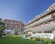 Hotel Deutschland,   Nordsee Inseln,   Nordseehotel Freese in Insel Juist  in Deutschland Nord in Eigenanreise
