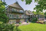 Hotel Deutschland,   Lüneburger Heide,   Landhaus Höpen in Schneverdingen  in Deutschland Nord in Eigenanreise