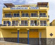 Hotel Kap Verde,   Kapverden - weitere Angebote,   Residencial Jenny in Mindelo  in Afrika West in Eigenanreise