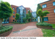 Hotel Deutschland,   Niedersachsen,   GHOTEL hotel & living Hannover in Hannover  in Deutschland Nord in Eigenanreise