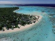 Hotel Französisch-Polynesien,   Französisch Polynesien,   The Brando in Tetiaroa  in der Südsee Pazifik in Eigenanreise