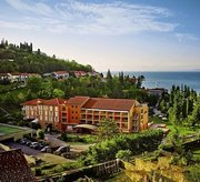 Billige Flüge nach Ljubljana (SI) & Hotel Salinera in Portoroz