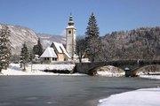 Billige Flüge nach Ljubljana (SI) & Jezero in Bohinj