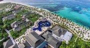 Luxus Hotel          Barceló Bávaro Beach in Punta Cana