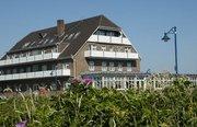 Hotel Deutschland,   Nordsee Inseln,   Strandhotel Wietjes in Insel Baltrum  in Deutschland Nord in Eigenanreise