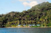 Hotel Französisch-Polynesien,   Französisch Polynesien,   Opoa Beach in Raiatea  in der Südsee Pazifik in Eigenanreise