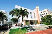 Billige Flüge nach Miami, Florida & Tropics Hotel & Hostel in Miami Beach