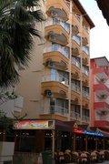 Kleopatra Develi Hotel in Alanya (Türkei)