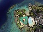 Hotel Französisch-Polynesien,   Französisch Polynesien,   InterContinental Resort Tahiti in Faa'a  in der Südsee Pazifik in Eigenanreise