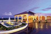 Das Hotel Dreams Punta Cana Resort & Spa in Uvero Alto